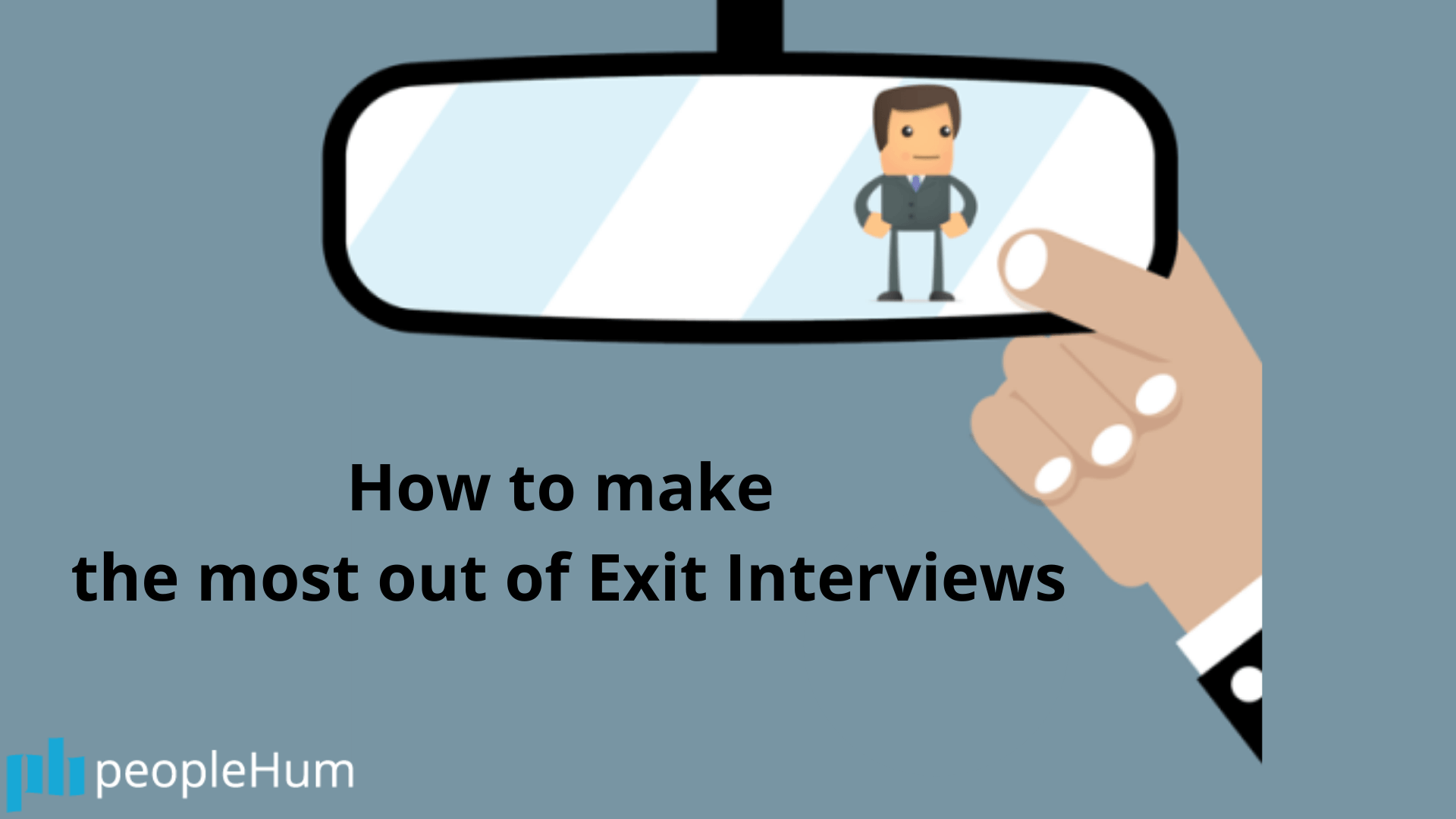 How to make exit interviews count