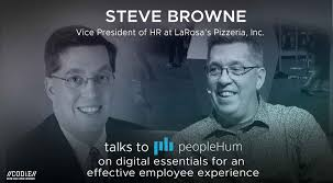 Digital Essentials for an effective Employee Experience - Steve Browne [Interview]