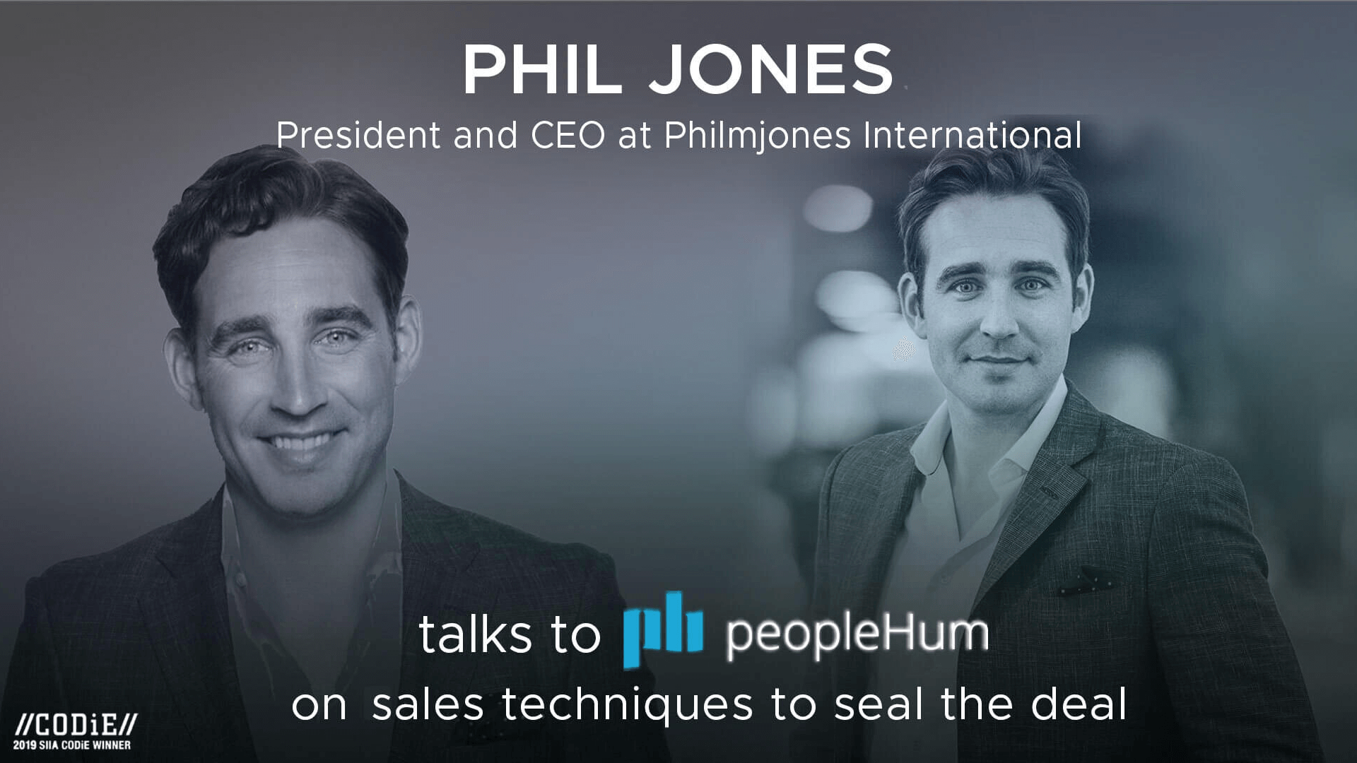 Sales techniques to seal the deal - Phil Jones [Interview]