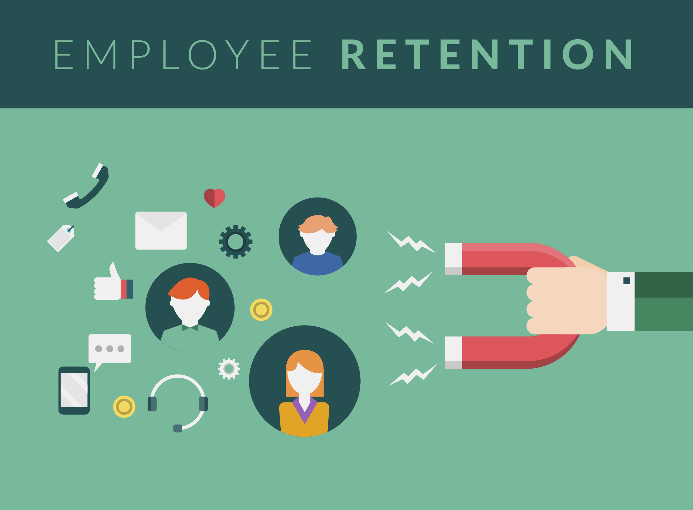 4 tips for small businesses to retain top talent | peopleHum
