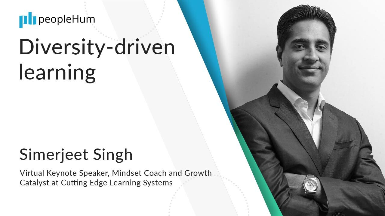 Diversity-driven learning | Simerjeet Singh | peopleHum