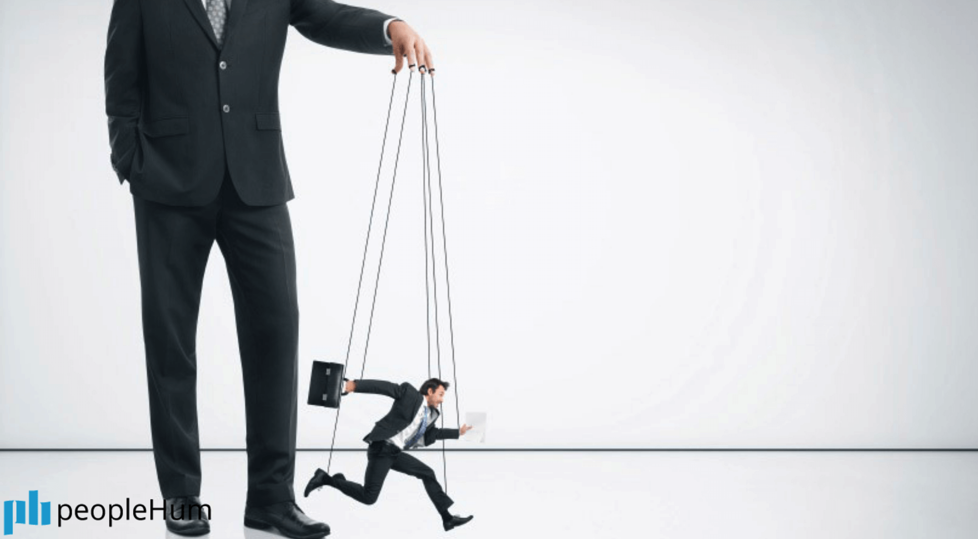 Leadership: why employee autonomy means giving up control