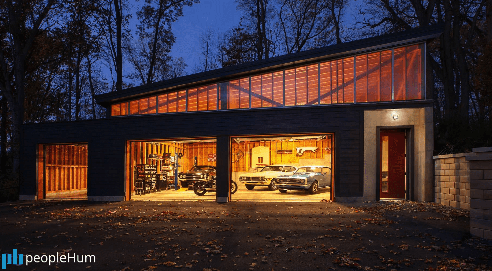 """The undeniable power of the """"garage experience"""""""
