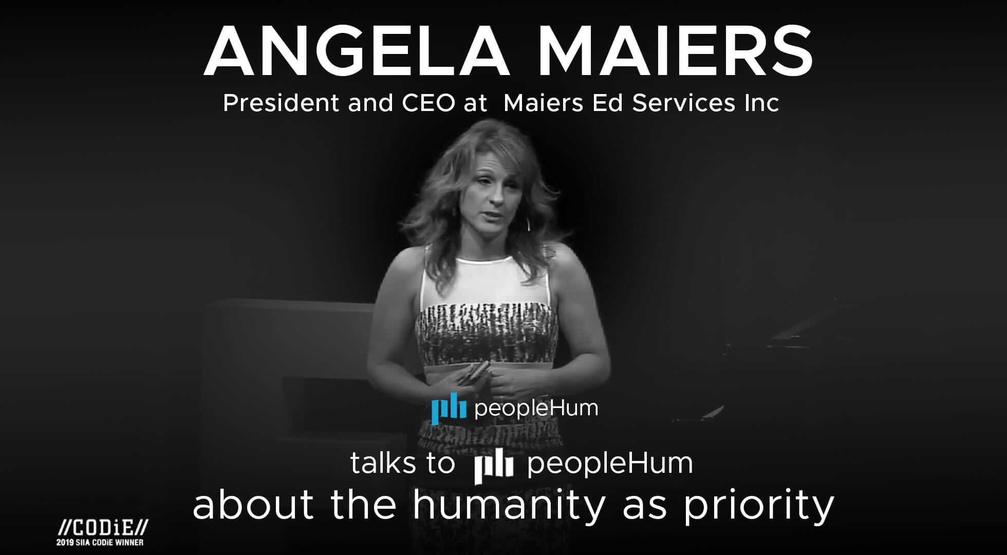 Bridging the gaps of humanity in workforce - Angela Maiers [Interview]