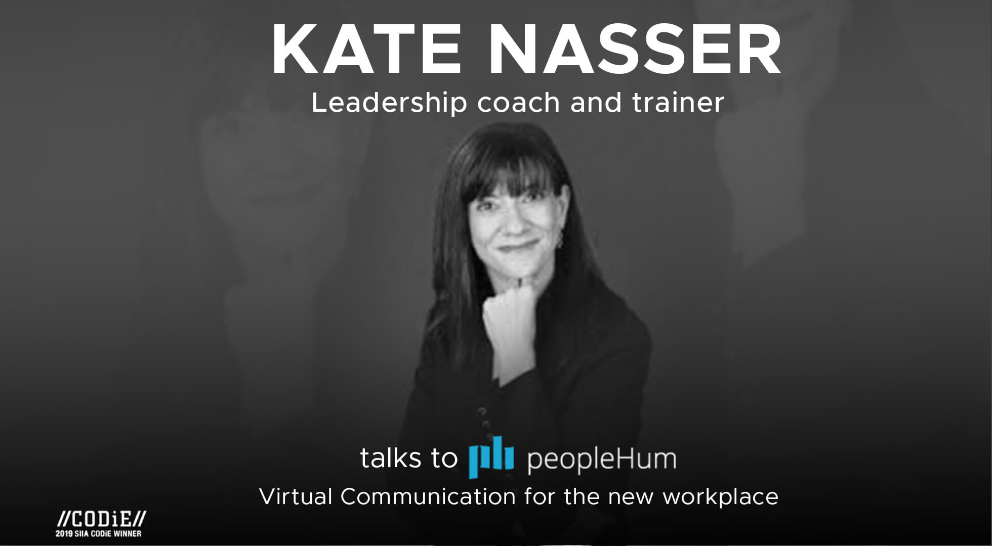 Remote working to virtual working - Kate Nasser [Interview]