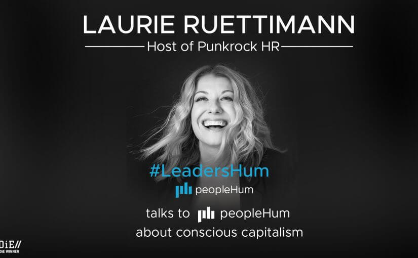 Elevating humanity in the workforce - Laurie Ruettimann [Interview]