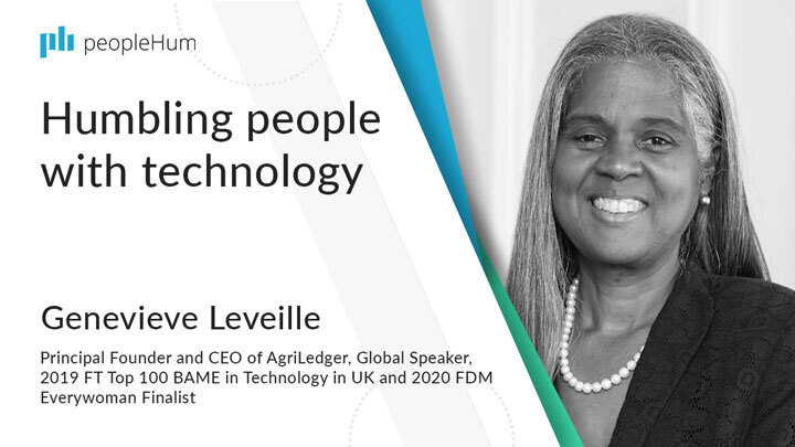 Humbling people with technology ft. Genevieve Leveille peoplehum