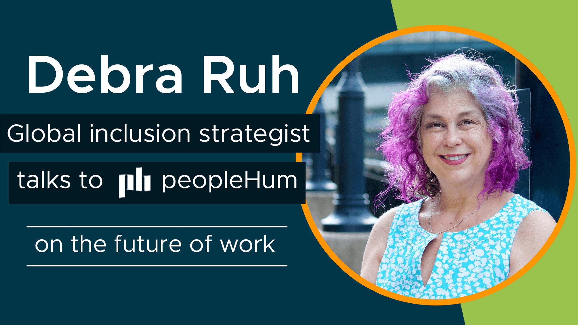 Celebrating our differences - Debra Ruh [Interview]