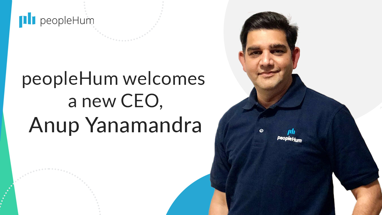 The offer he could not refuse | Welcoming peopleHum's new CEO, Anup Yanamandra