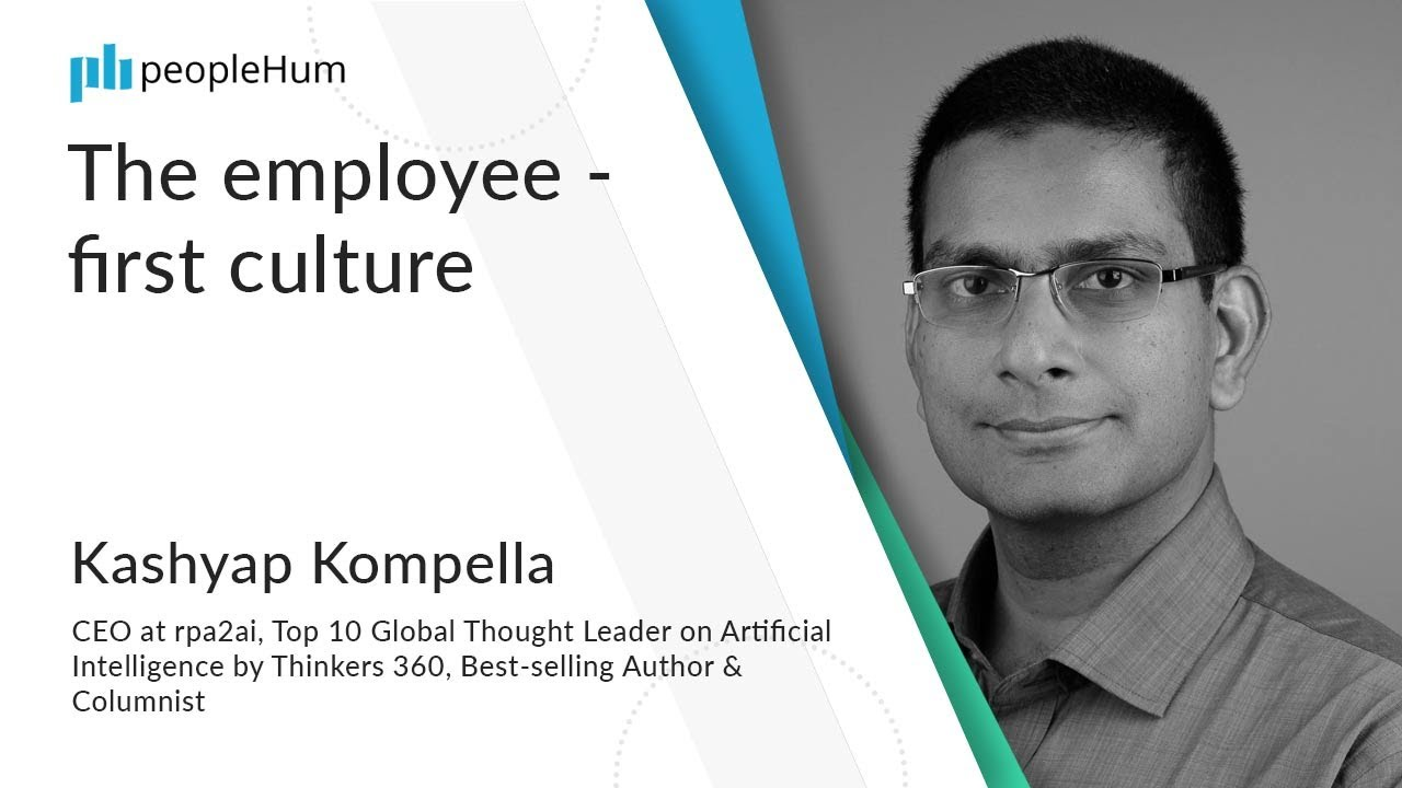 The employee-first culture ft. Kashyap Kompella peopleHum