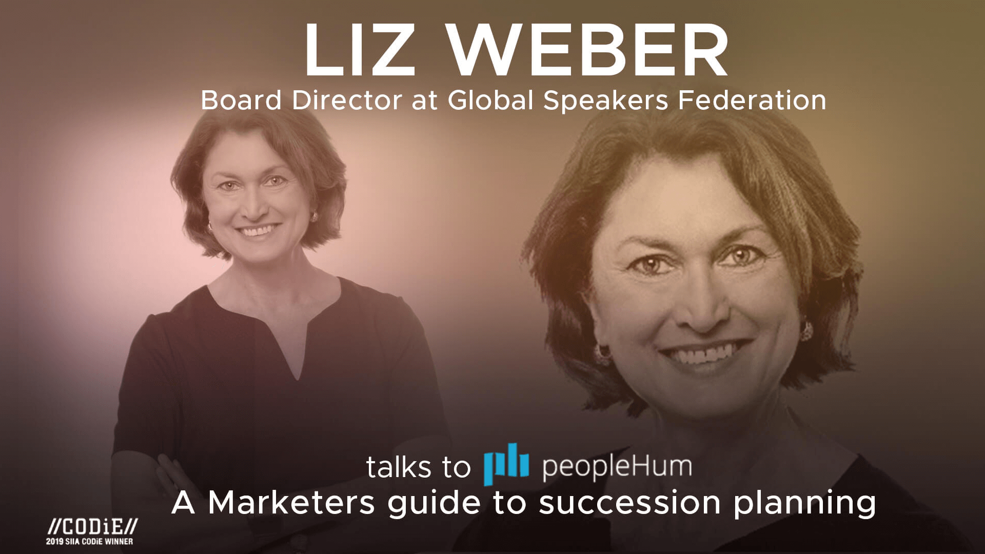 A marketer's guide to succession planning - Liz Weber [Interview]