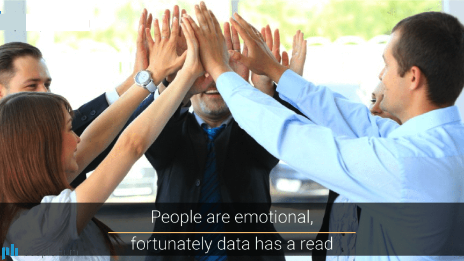 People analytics – use math to read people stories