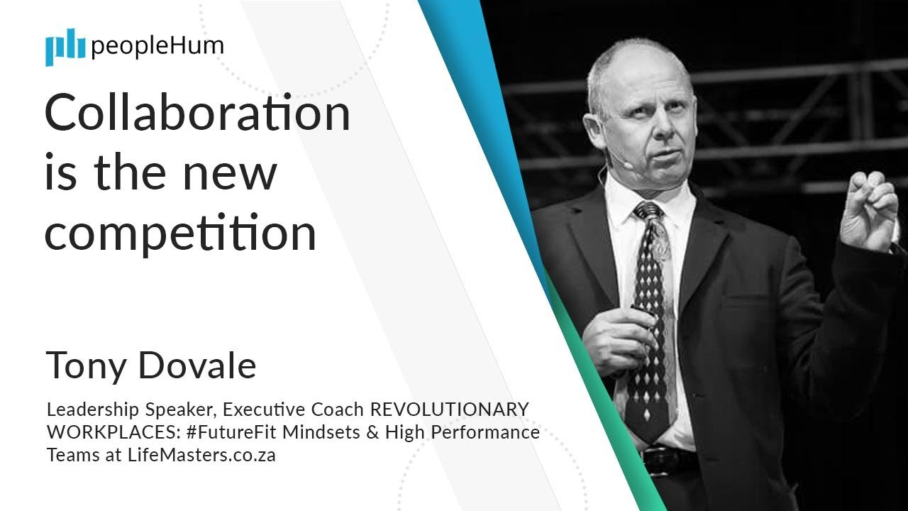 Collaboration in the new competition ft. Tony Dovale peoplehum