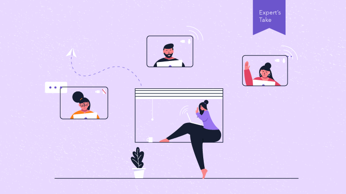 Crafted employee experiences in a work from home setup   peopleHum