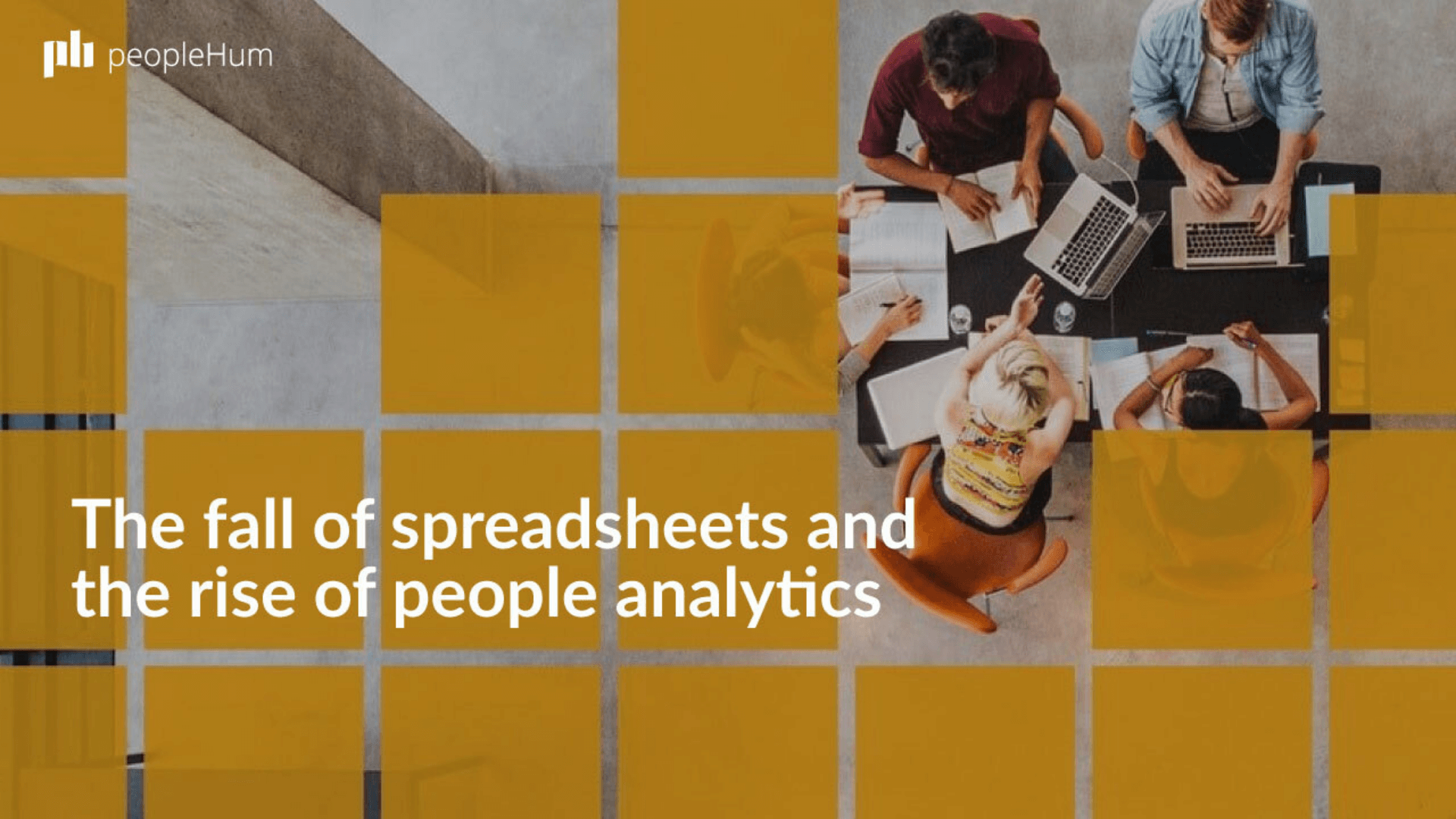 The fall of spreadsheets and the rise of people analytics