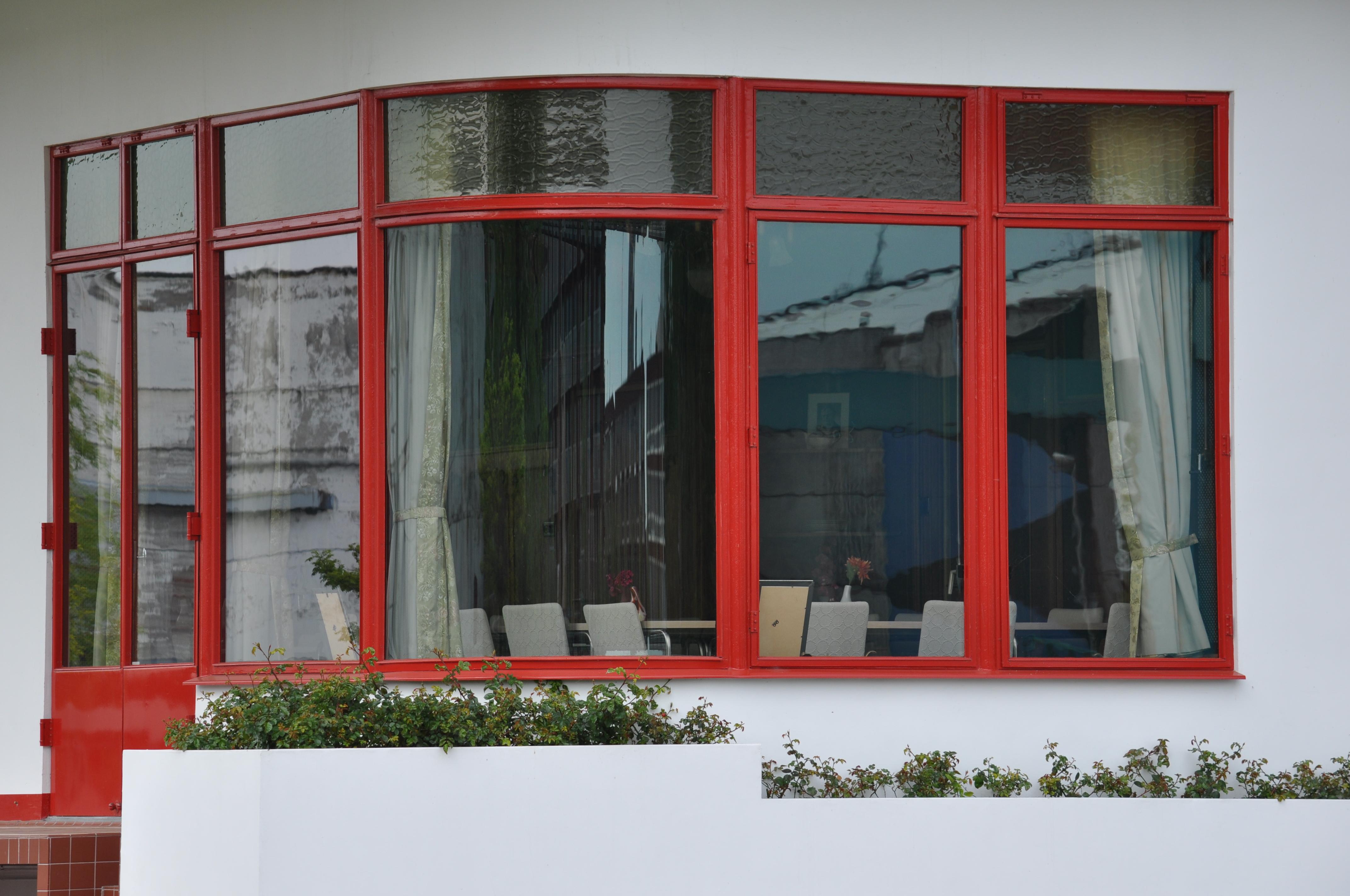 Glas vervangen monumentale vila 2