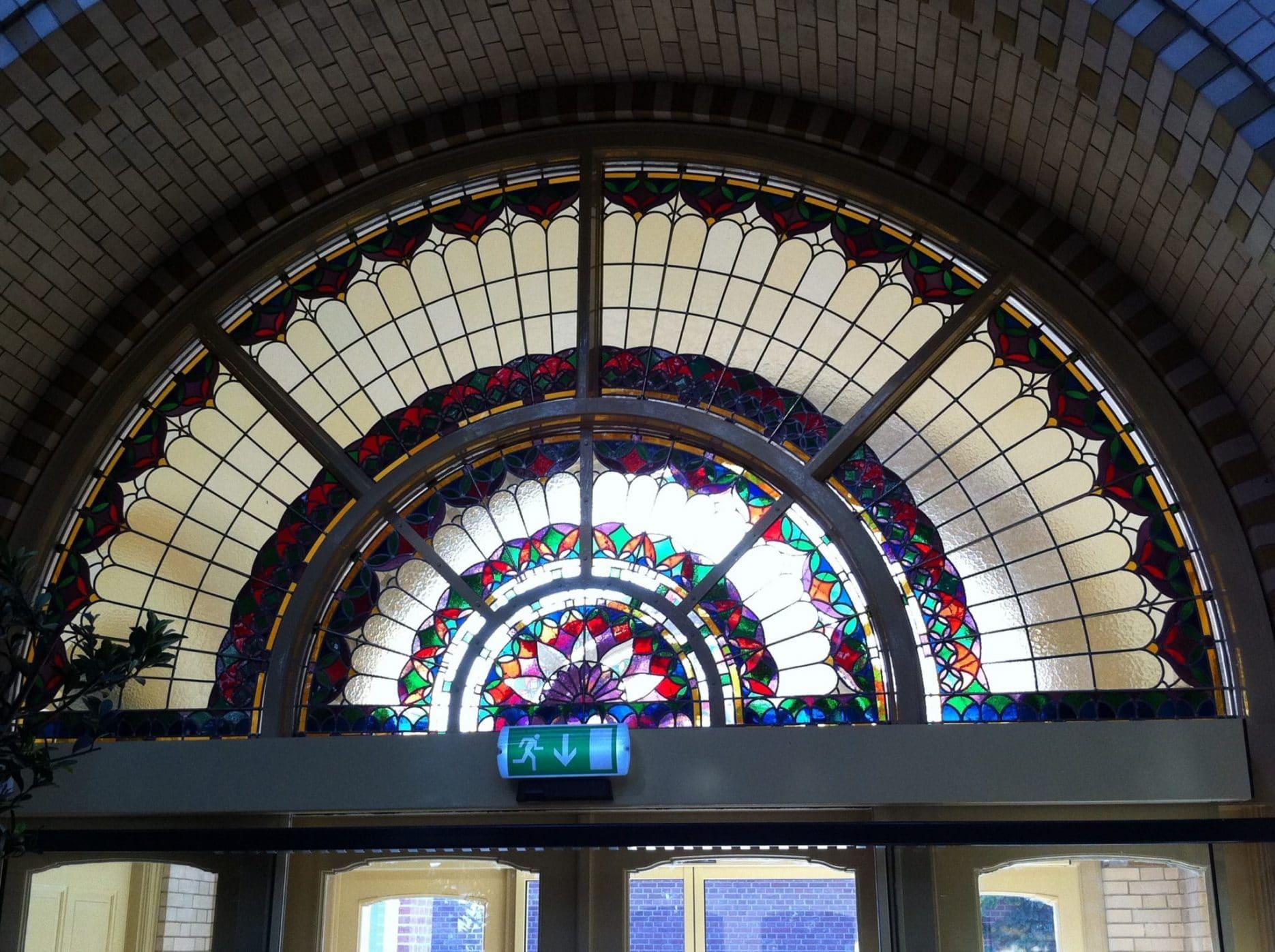 Glas in lood Den Haag