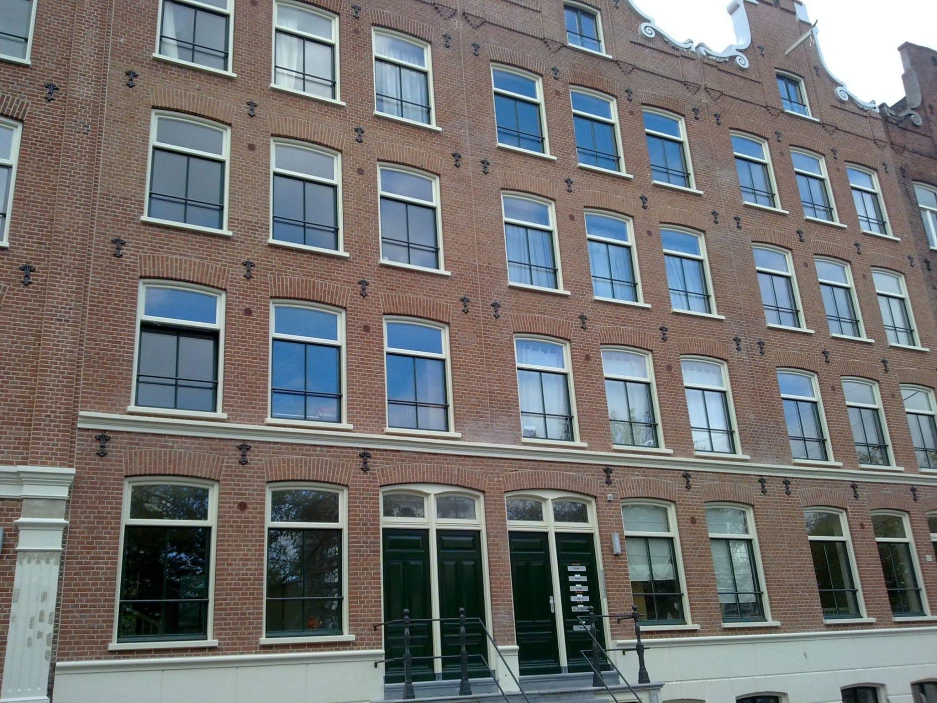 Dubbelglas Amsterdam
