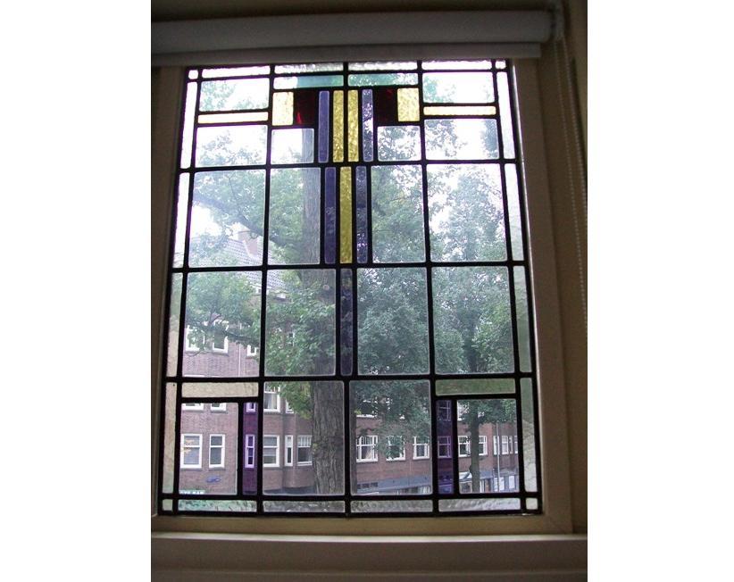 Glas in lood Amsterdam