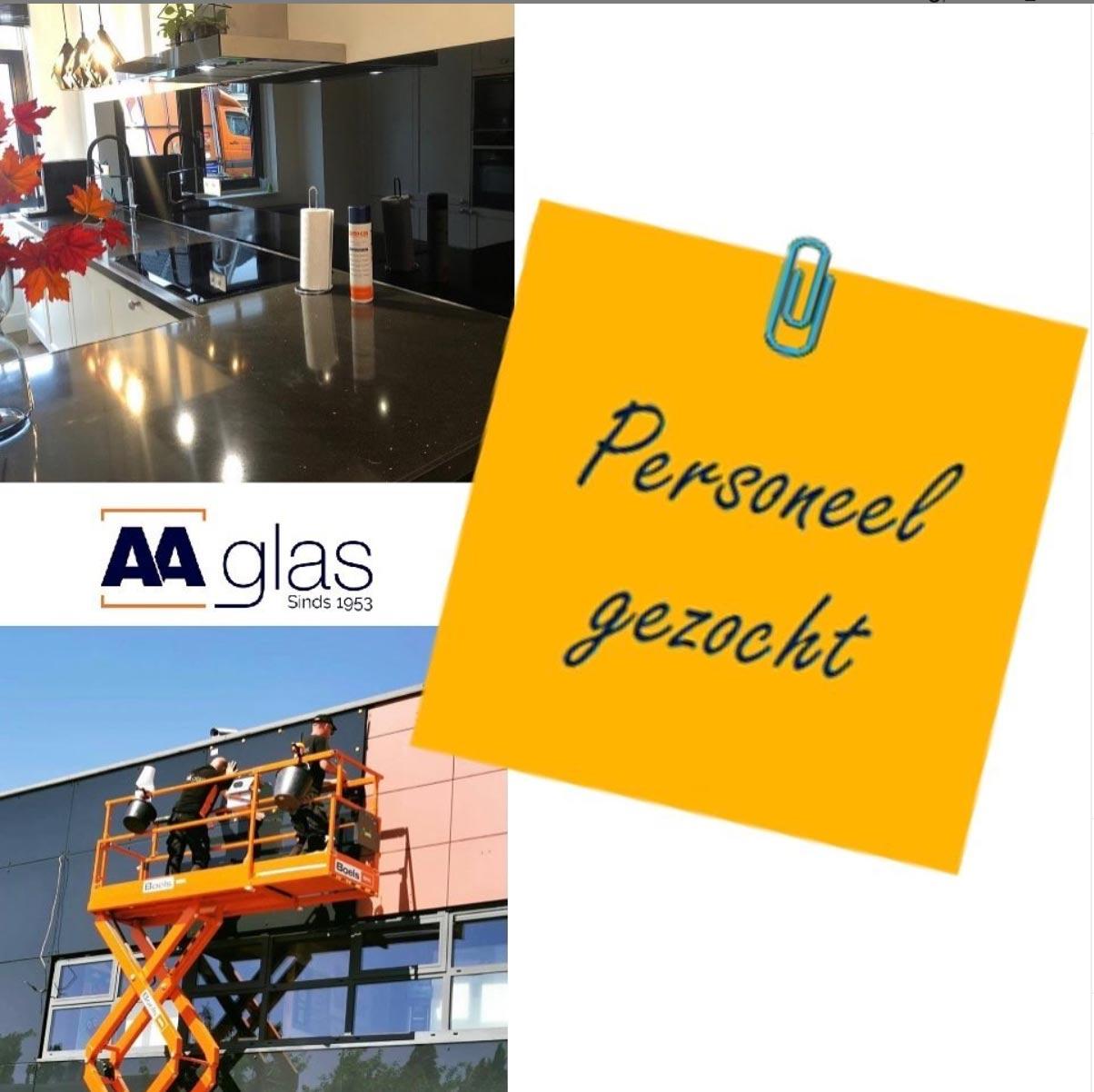 Vacature Glasmonteur 40 uur per week