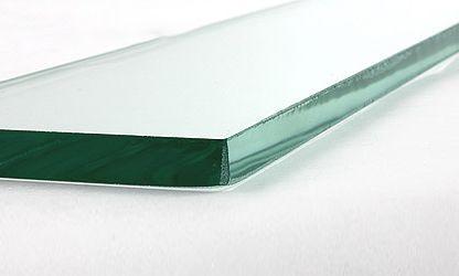 Type glas randafwerking: afgescherpt