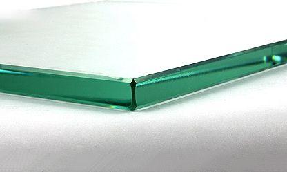 Type glas randafwerking: plat poly geslepen (PP)