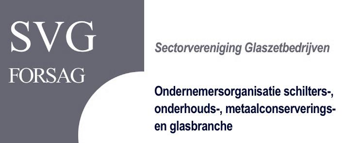 SVG Forsag - Sectorvereniging glaszetbedrijven