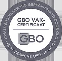 GBO Vakcertificaat
