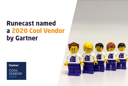 Runecast - Gartner Cool Vendor
