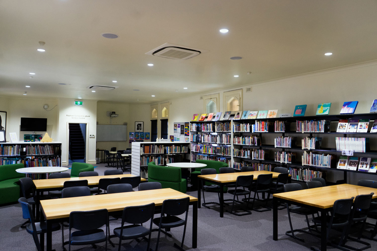 Library Learning Space