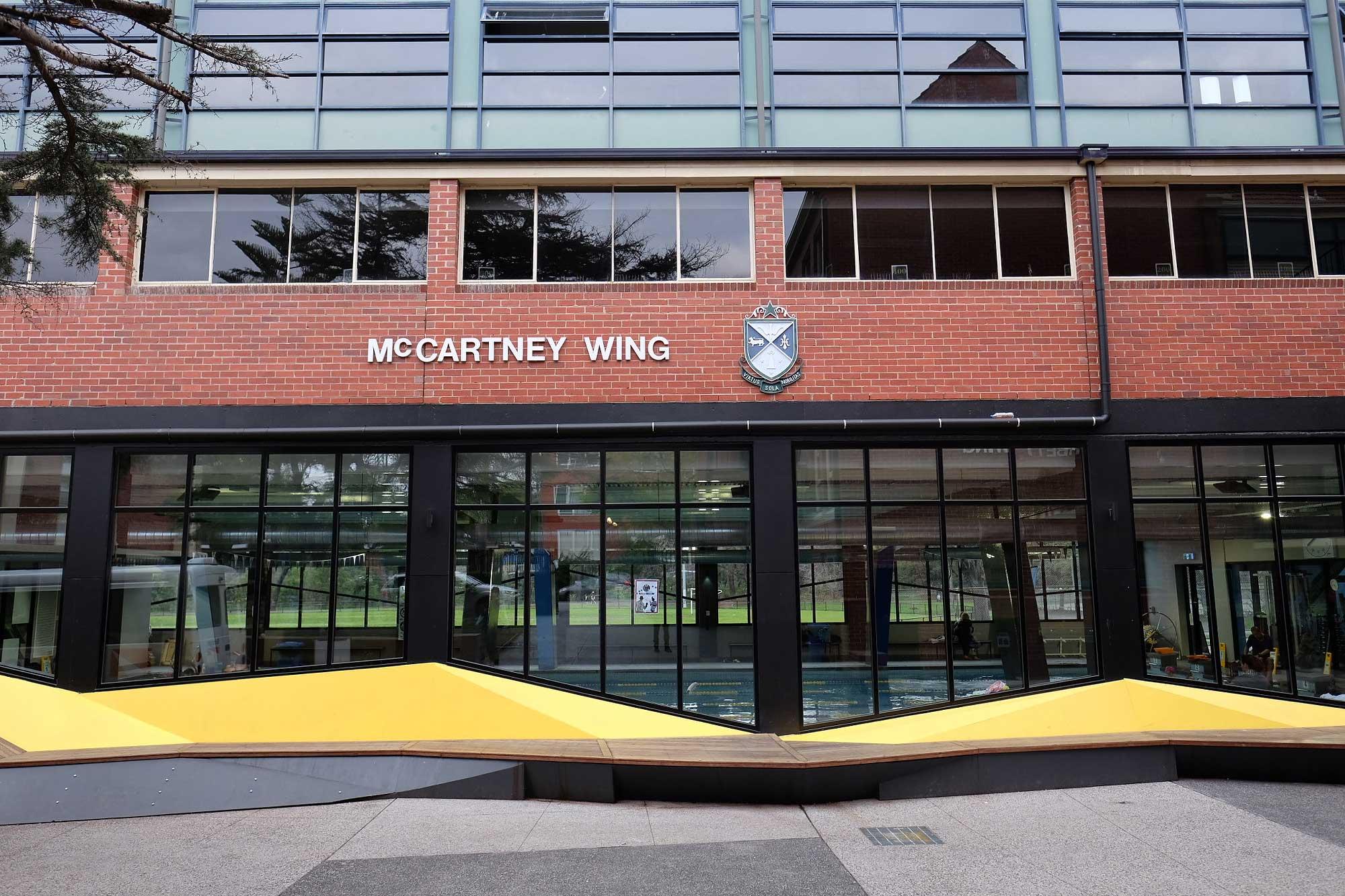 McCartney Wing
