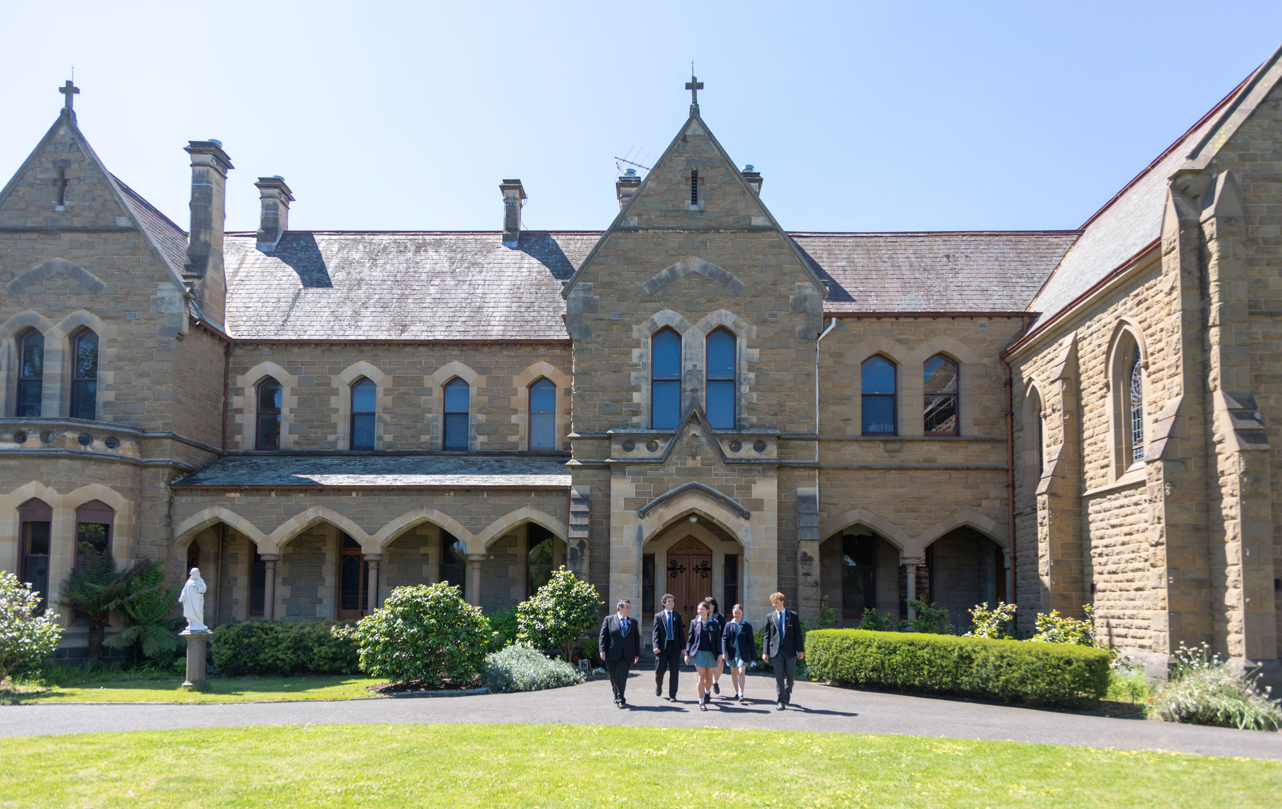 A new era in education for two of Melbourne's most historic schools