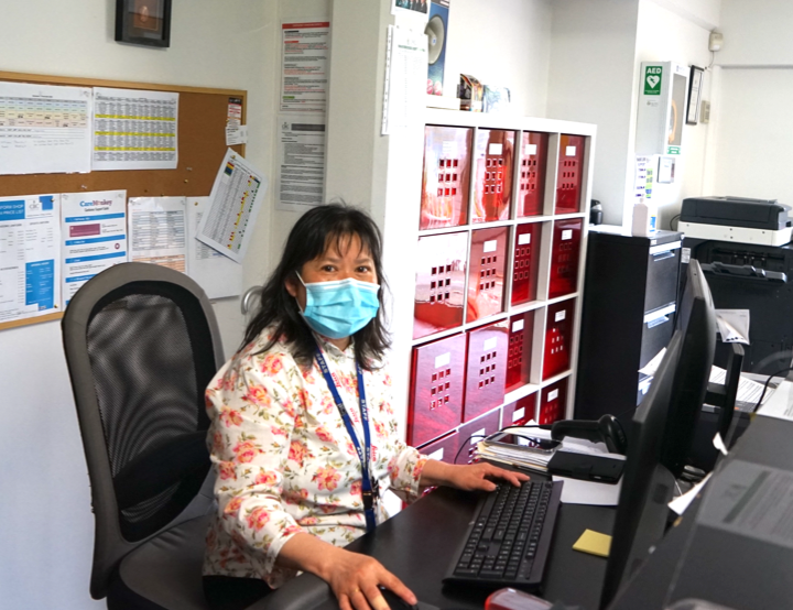 Staff Profile: Mai Dinh