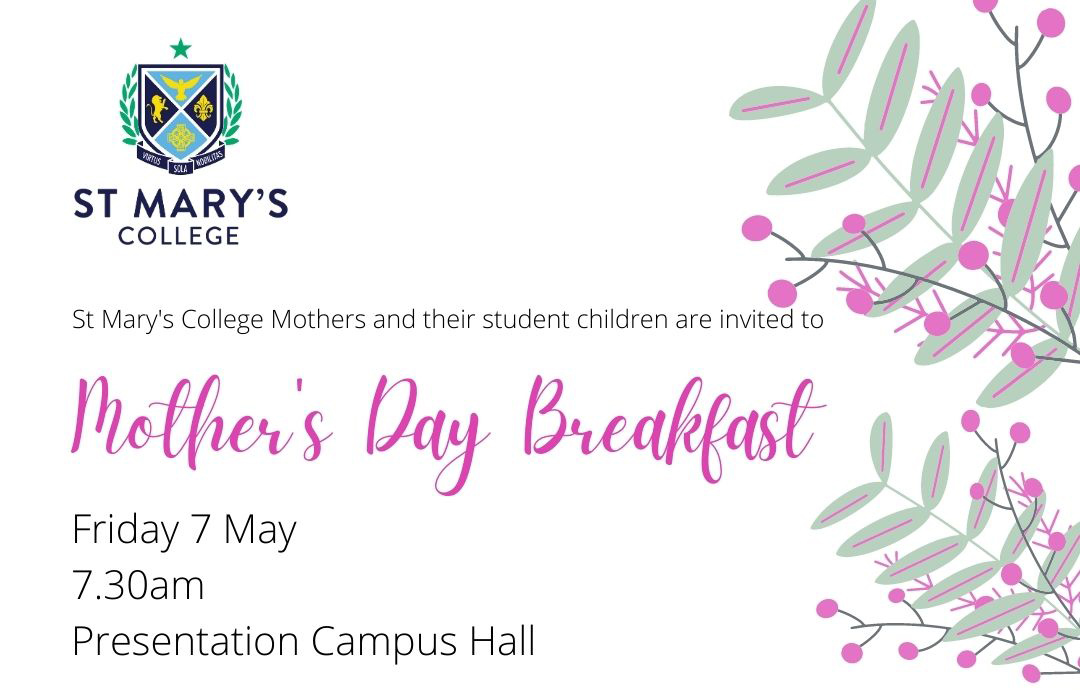 Mother's Day Breakfast 2021
