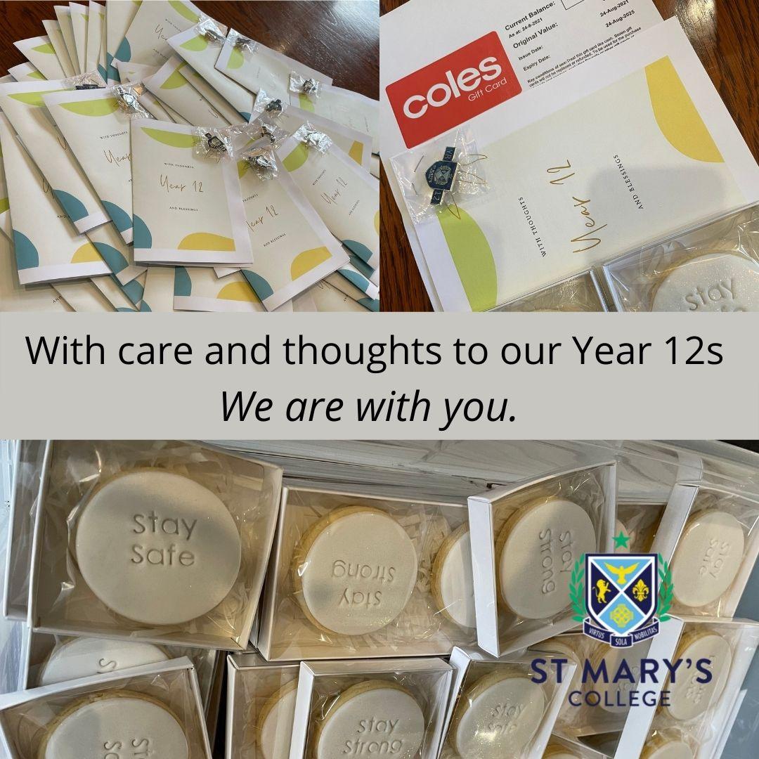 Year 12 Care Packs