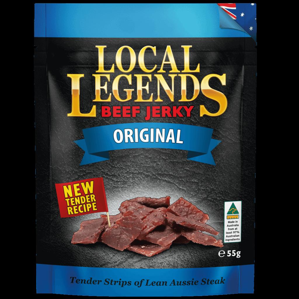 Local Legends Original Beef Jerky