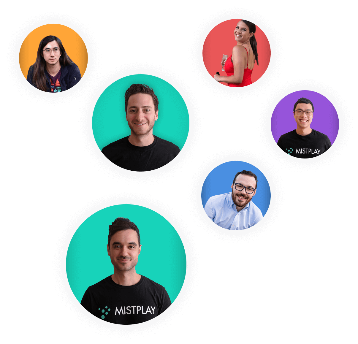 6 picture of the Mistplay lead team