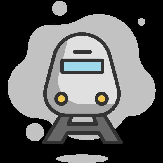 Illustration d'un train