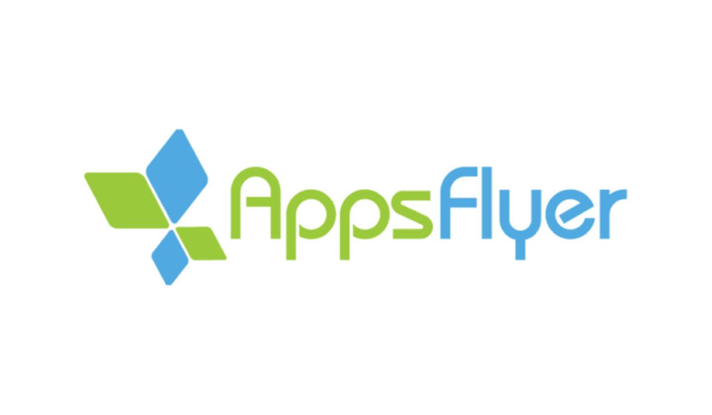 Logo of Mistplay's partner Appsflyer