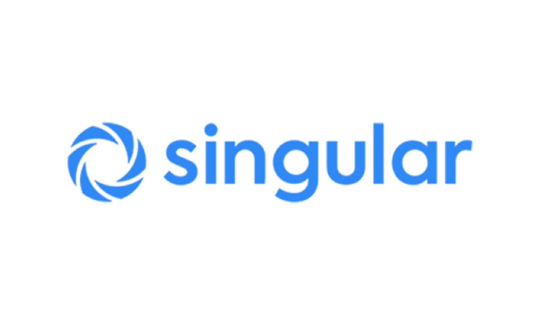 Logo of Mistplay's partner Singular