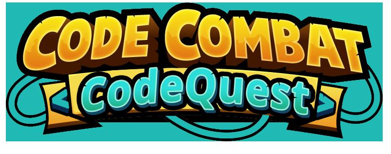 CodeCombat CodeQuest Logo