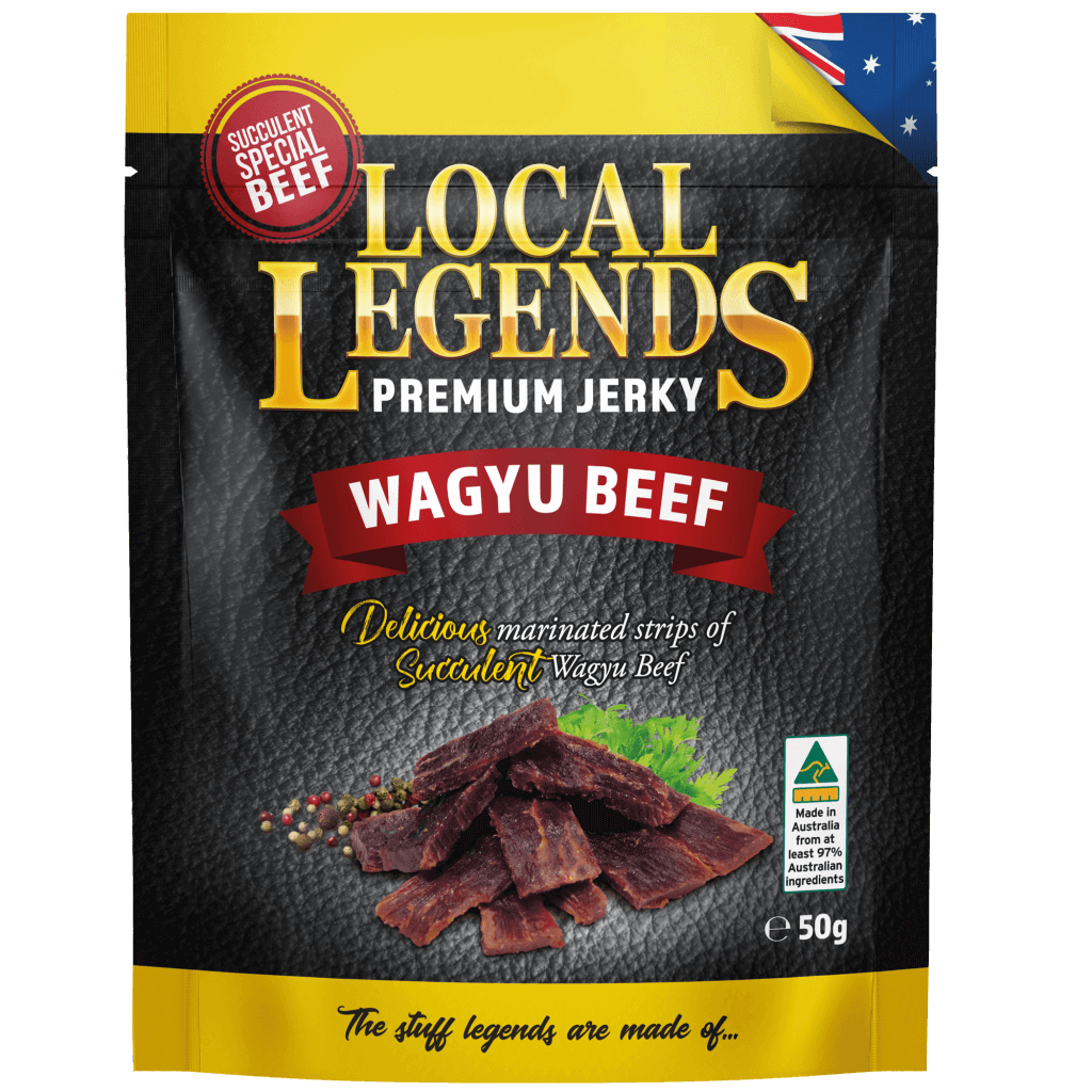 Wagyu Beef Jerky Single Pack
