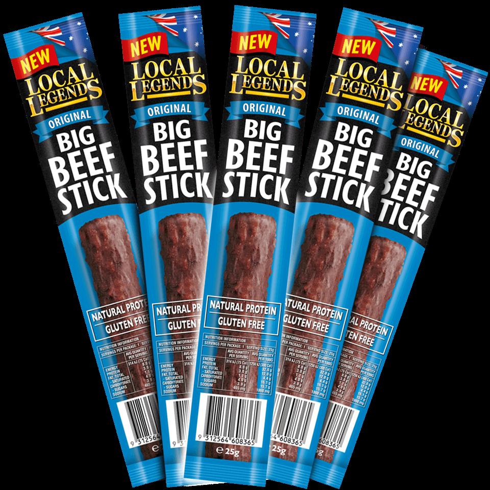 Big Beef Sticks Bulk Pack