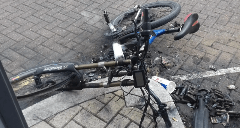 the danger of electric bike conversion kits