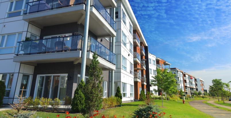 glossy apartments