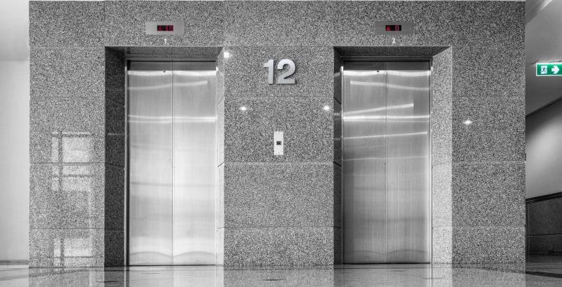 stone elevator