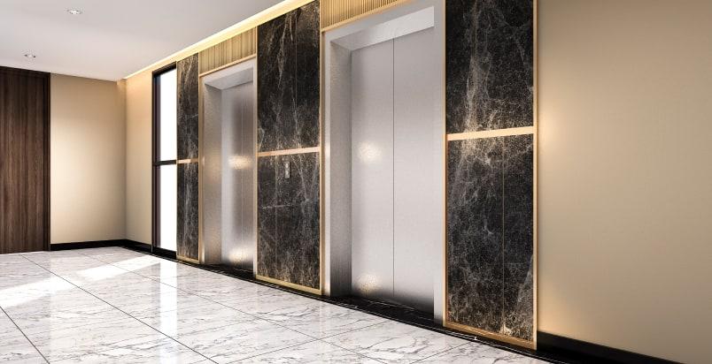 marble elevators