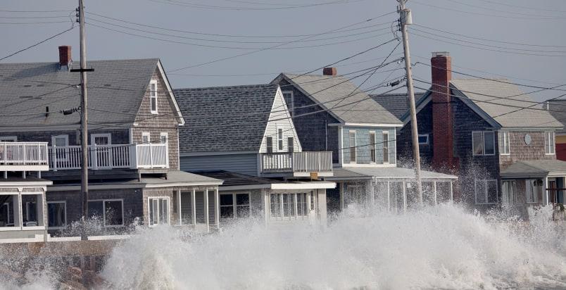 cottage waves