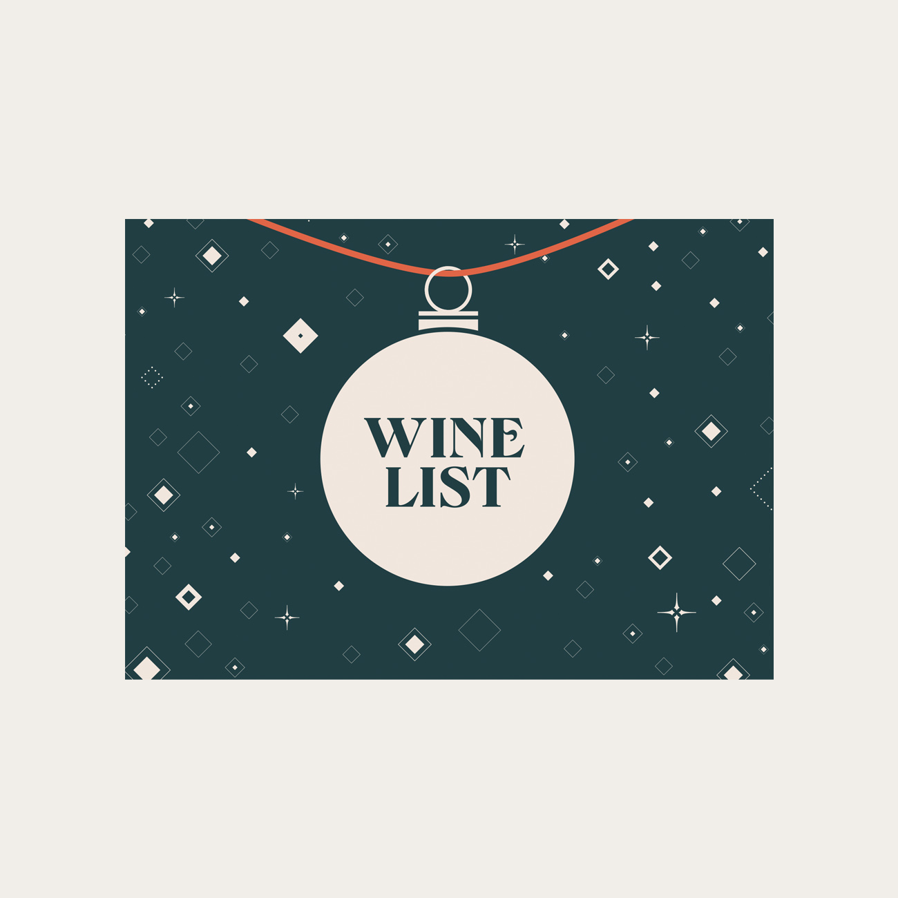 Wine List Gift Card: 3, 6 or 12 months