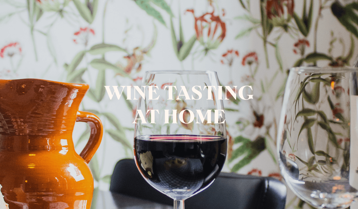How to Taste Wine at Home